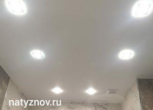 Светильники для натяжных потолков.